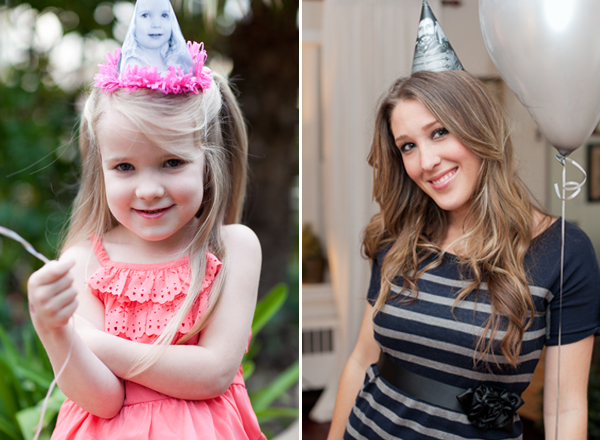 How-To: Picture Party Hats