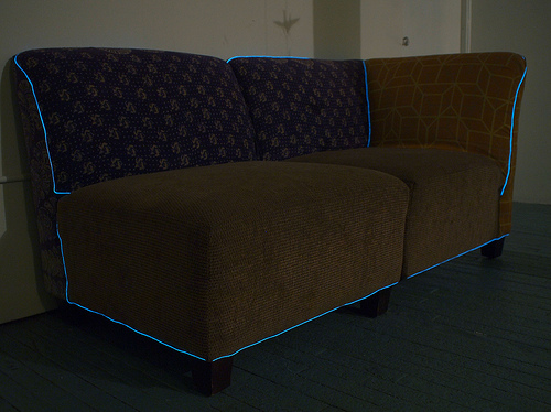 How-To:  Tron Couch