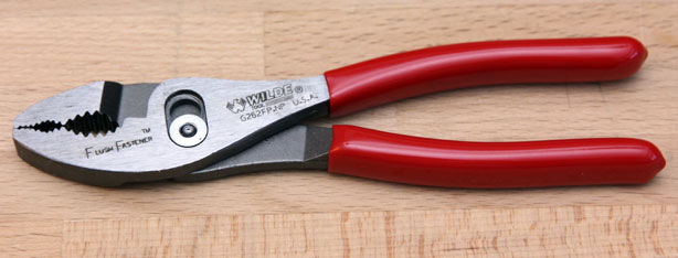 Tool Review: Wilde Flush-Joint Pliers