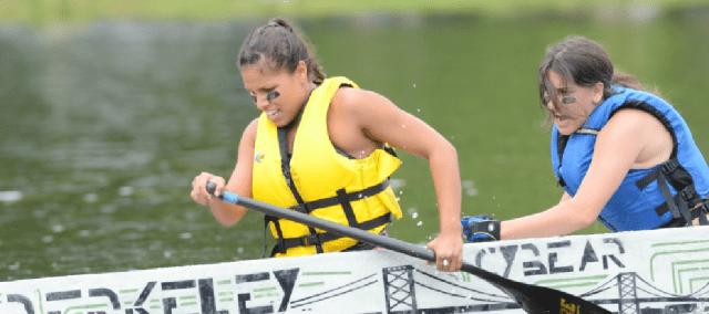 The Great Concrete Canoe Race