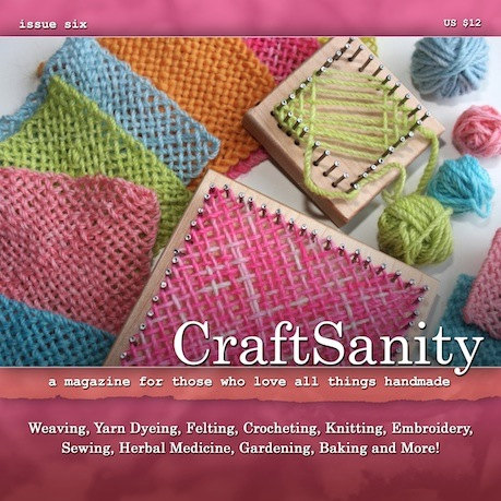 CraftSanity Issue 6 Now Available