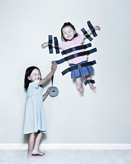 Imaginative Photos of Kids