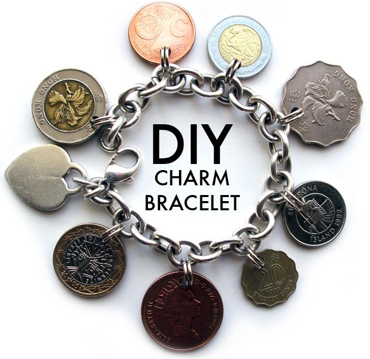 How-To: DIY Charm Bracelet