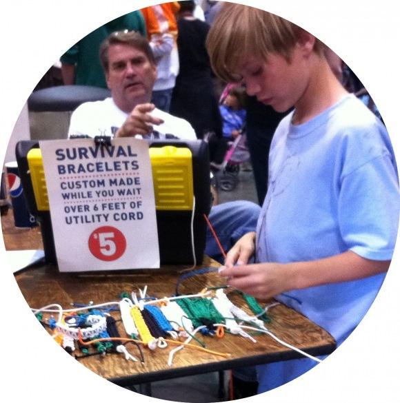 Maker Kids Market at Maker Faire