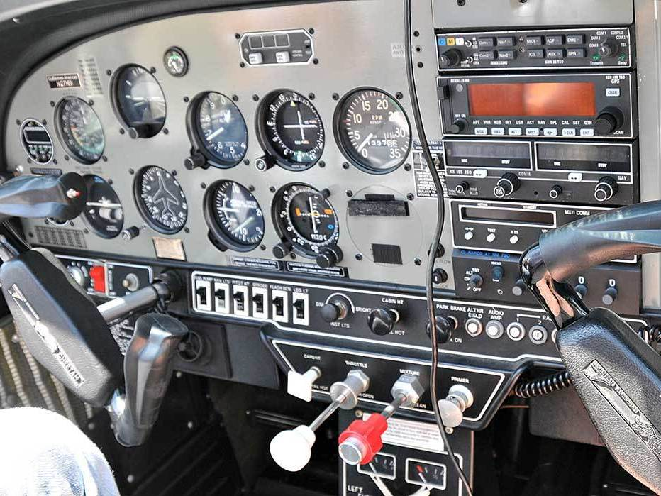 Aircraft Band Receiver