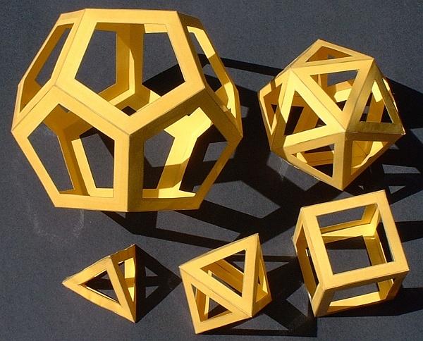 Math Monday: Paper Polyhedra   Make: