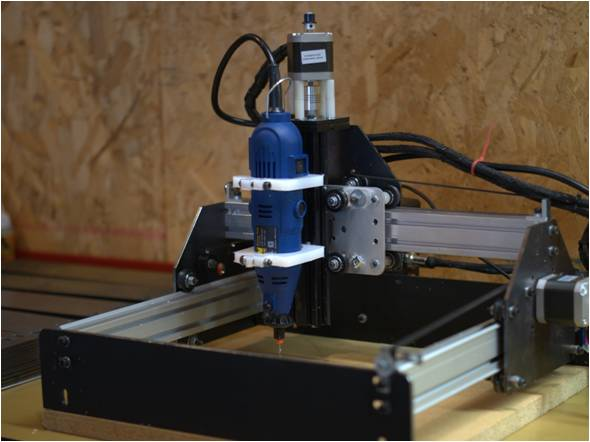 Shapeoko, the Affordable CNC Mill Kit