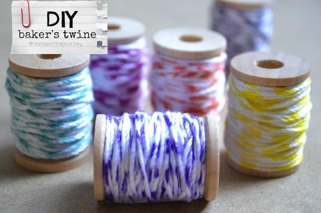How-To: DIY Baker's Twine
