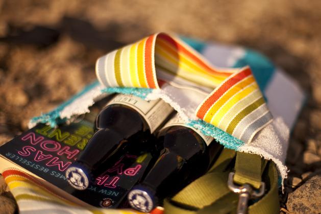 Flashback: Upcycled Beach Bag