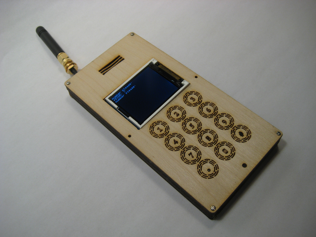 DIY Mobile Phone