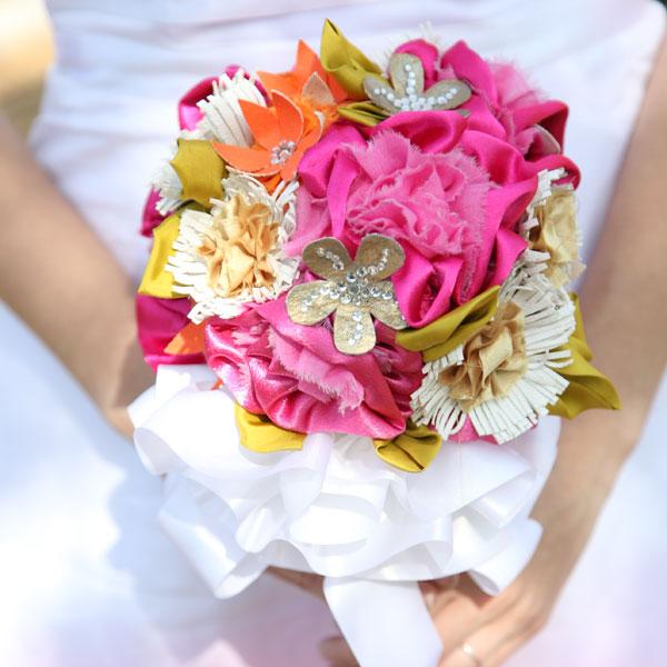 How-To: Faux Floral Bouquet