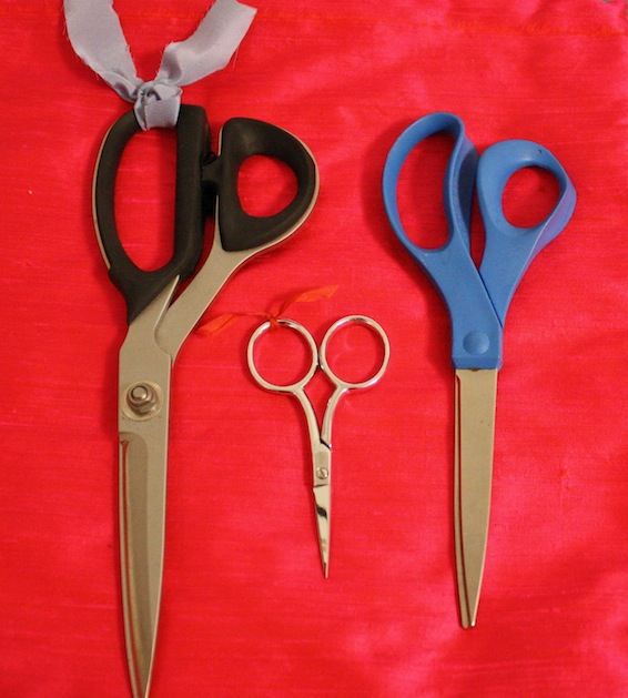 Introduction to Sewing Scissors