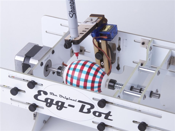 New in the Maker Shed: The Original Egg-Bot