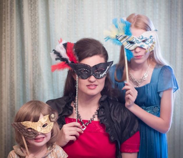 How-To: Masquerade Masks