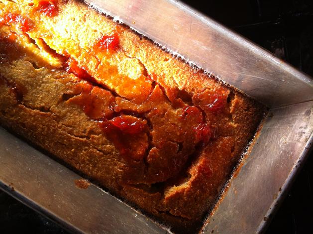 Recipe: Gluten-Free Orange Polenta Cake