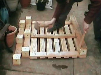 How-To: Knock Down a Pallet with Simple Tools