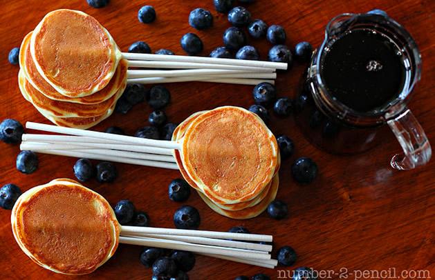 Recipe: Pancakes on a Stick