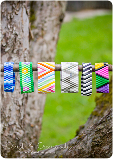 How-To: Perler Bead Bracelets