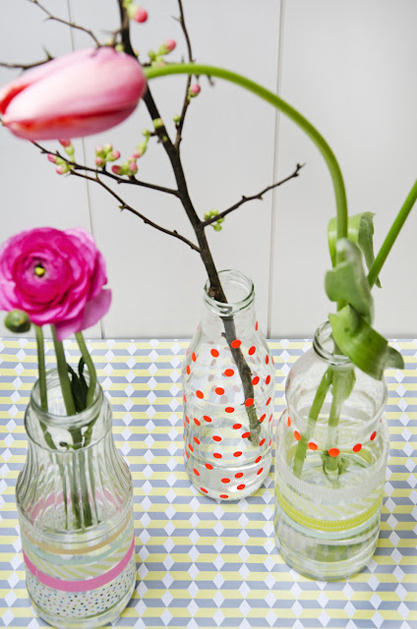 DIY Spring Bottles