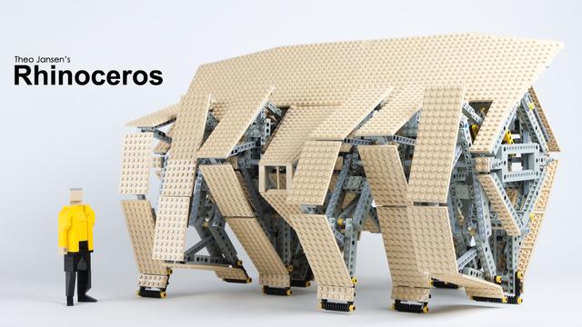 Lego Strandbeest