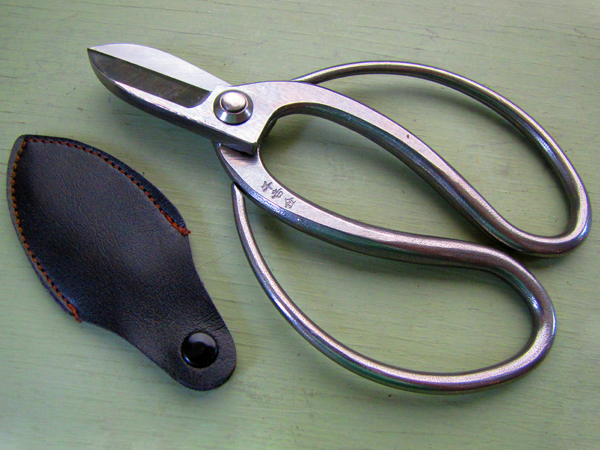 Tool Review: Stainless Steel Bonsai Shears