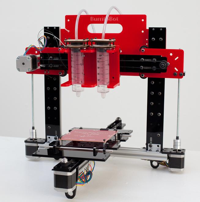 Burrito-Building Robot