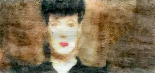 Blade Runner in Watercolors