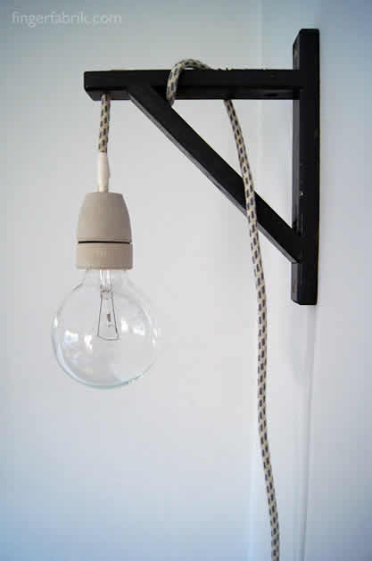 How-To: Cable Lamp