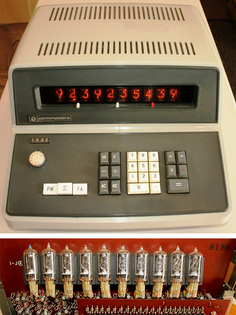 The Old Calculator Web Museum