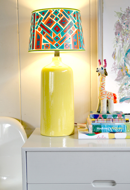Quick & Easy Lampshade Project