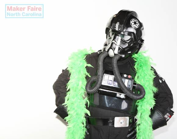 Photo Booth Fun at Maker Faire North Carolina