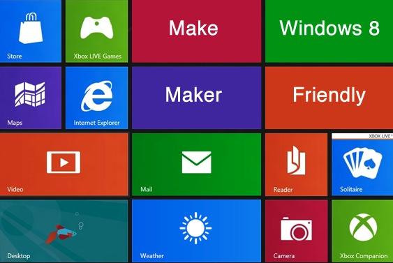 SOAPBOX Follow-up: Make Windows 8 Maker Friendly – Responses & Opinions