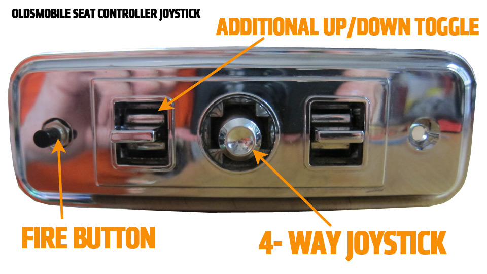 How To Turn Old Car Parts Into an Atari Controller