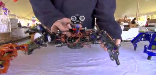 Westport Mini Maker Faire: The Movie