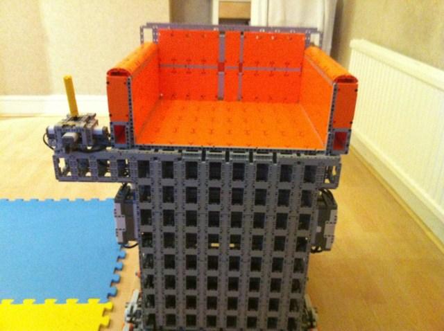 Lego Wheelchair