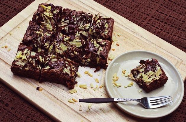 Recipe: Potato Chip Brownies