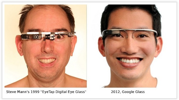 NEWS FROM THE FUTURE: Assault for wearing Digital Eye Glass?