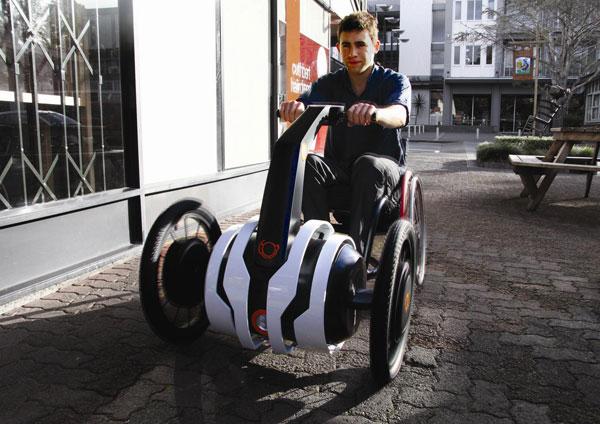 Independent Wheelchair Assist