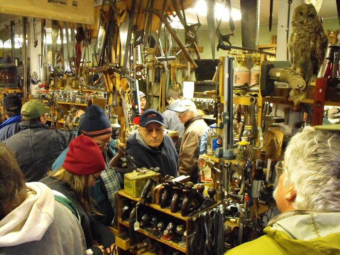 Liberty Tool Company of Liberty, Maine