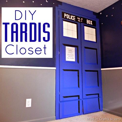 How-To: TARDIS Closet