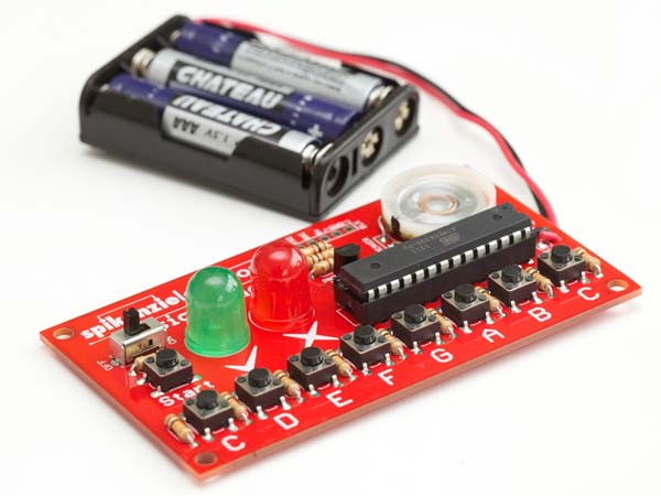 New in the Maker Shed: Music Game Kit