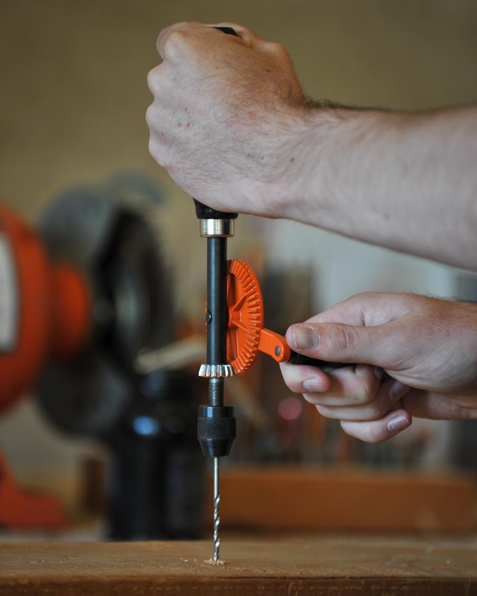 Tool Review: Schröder 9″ Hand Drill