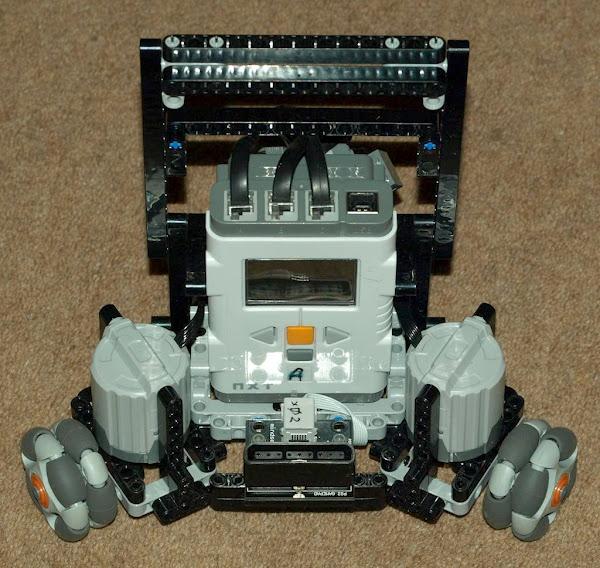 Mindstorms Holonomic Robot