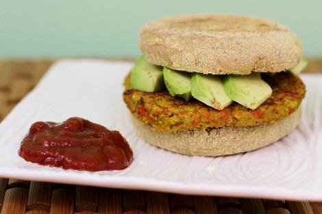 DIY Veggie Masala Burgers