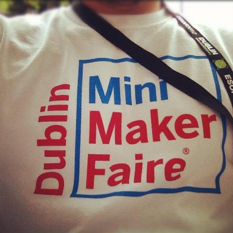 Dublin Mini Maker Faire:  Dig the Scene