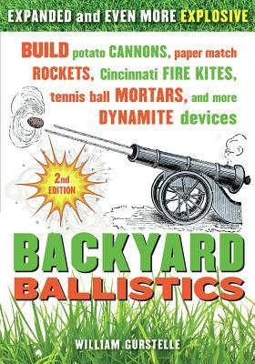 Make: Talk 017 – Backyard Ballistics with William Gurstelle