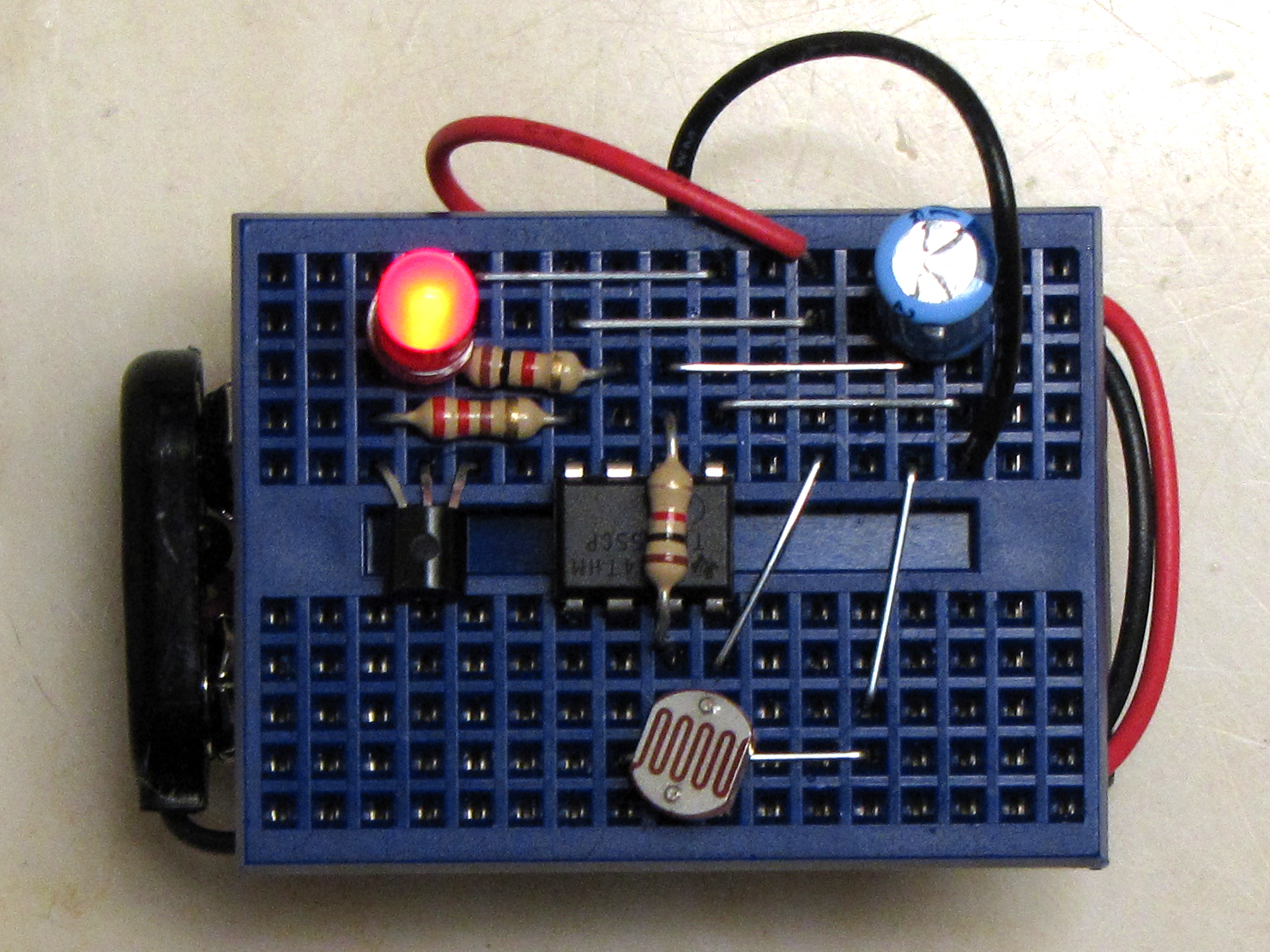 How-To: Use Staples as Breadboard Jumpers