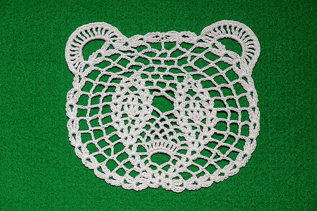 How-To: Panda Doily Pattern
