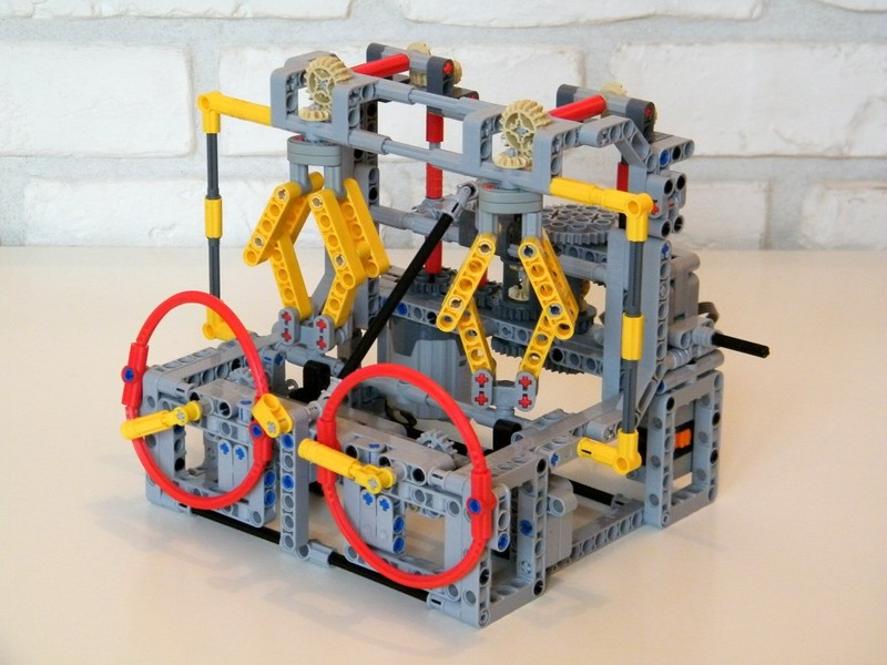 Lego Continuously Variable Transmission