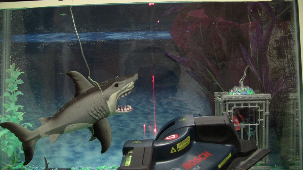 Arduino-Controlled Shark Detection System